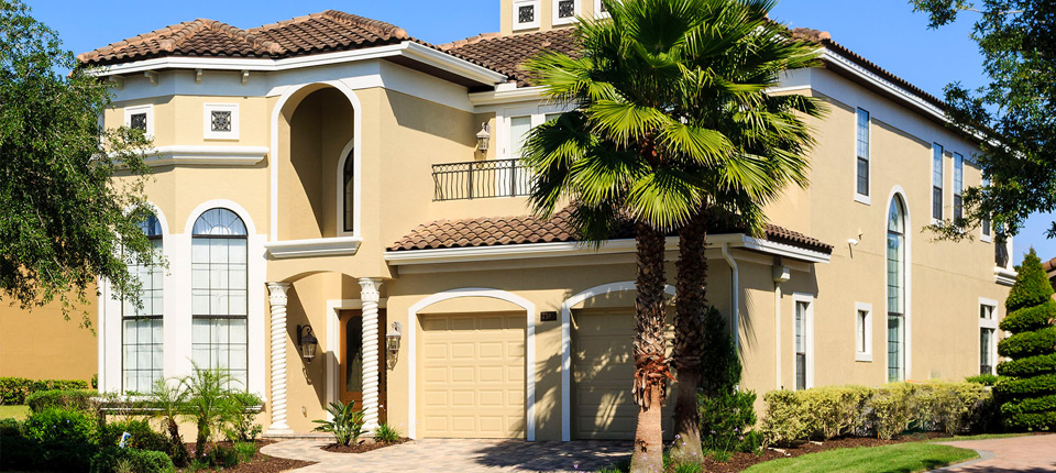 Vacation Homes in Orlando Florida